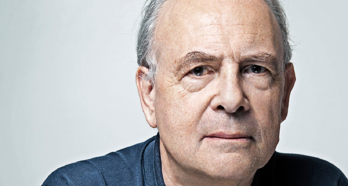 Patrick Modiano. Foto: JF Robert.