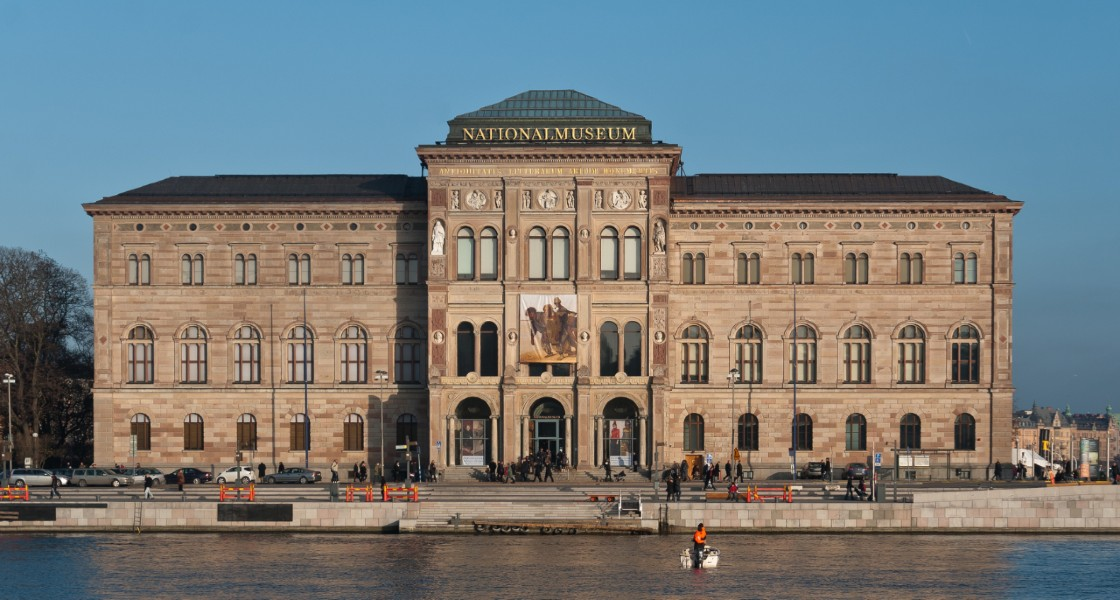 Nationalmuseum. Foto: Wikipedia Commons