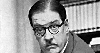 Sven Stolpe omkring 1960. Foto Public Domain Wikipedia